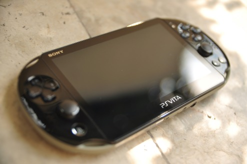 PS Vita de segunda mano